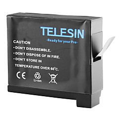 cheap Accessories For GoPro-Telesin 1200mAh Battery For Gopro Hero4 AHDBT-401 Battery
