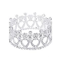 perla strasuri din aliaj de stras cercei curea stil elegant