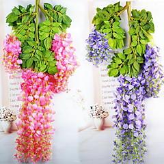 ieftine -1 ramură Plastic Others Flori Perete Flori artificiale