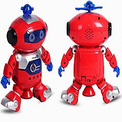 baratos -RC Robot Eletrônica Kids ' / Aprendizado & Educação / Domésticos e pessoais Robots AM Plástico Cantando / Dançando / Caminhada Não