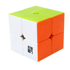 cheap -Rubik's Cube 2*2*2 Smooth Speed Cube Magic Cube Puzzle Cube Smooth Sticker Square Gift