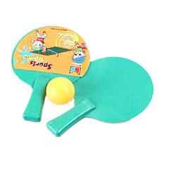 Bälle Hüpfbälle Schläger Sport Spielzeug Spielzeuge Neuartige Kreisförmig Feder Stücke Jungen Mädchen Geschenk