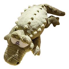 baratos -Stuffed Toys Bonecas Almofada Almofadas Animais de Pelúcia Brinquedos Pato Peixes Cavalo Crocodilo Hipopótamo Fofinho Tamanho Grande