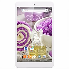 P80H 8 tommer Android Tablet (Android 5.1 1280*800 Quad Core 1GB+8GB)