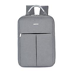 billiga Laptop Bags-laptop väska vattentät stor kapacitet 15.6inch man ryggsäck väska svart ryggsäck kvinnor skolväskor Mochila masculina