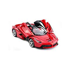 baratos Carros Controle Remoto-Carro com CR Rastar 50100 2.4G Carro 1:14 Electrico Não Escovado 8.2 km/h KM / H Controlo Remoto / Recarregável / Elétrico