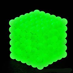 Jouets Aimantés Cubes magiques Anti-Stress 216 Pièces 5mm Jouets Magnétique Sphère Cadeau