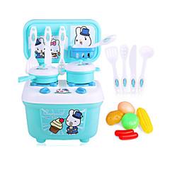 Hrajeme si na... Toy kuchyňských sestav Hračka nádobí a čajové soupravy Hračky Zelenina Hračky Friut Unisex Pieces