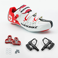 Road Bike Shoes Cycling Shoes With Pedal & Cleat Unisex Cushioning Road Bike Outdoor Cycling-BOODUN/SIDEBIKE®