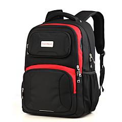 女性のスクールバッグmochila mascul用防水大容量17インチのラップトップバッグの男のバックパックバッグ黒バックパックaspensport