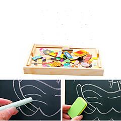 Puzzle Vzdělávací hračka Hračky Obdélníkový Děti Dětské 1 Pieces