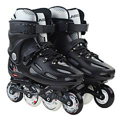 어른' 인라인 스케이트 통기성 조절 가능 보호하는 ABEC-7 - 화이트/블랙