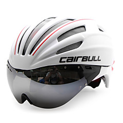 cheap Bike Helmets-CAIRBULL Bike Helmet CE EN 1077 CE Cycling 28 Vents Adjustable Visor Mountain Full-Face Ultra Light (UL) Sports PC EPS Road Cycling