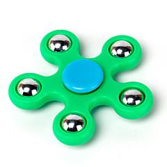 ハンドスピナー おもちゃ ハイスピード ADD、ADHD、不安、自閉症を和らげる キリングタイム フォーカス玩具 ストレスや不安の救済 オフィスデスクのおもちゃ 5スピナー クラシック 小品 男の子 女の子 ギフト