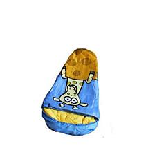 スリーピングパッド 寝袋 封筒型 シングル 幅150 x 長さ200cm 0-15 中空綿 保温 防湿 防水 携帯用 防風 防塵 抗虫 折り畳み式 静電気防止 長方形 蚊・虫除け 日焼け防止 子供用 通気性 ウィッキング 150*55X55 狩猟 ハイキング 釣り ビーチ