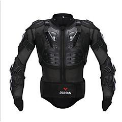 Herren Mesh Motorrad Schutzjacke mit Rüstung Duhan Ganzkörperschutz Ausrüstung für Motorradrennen