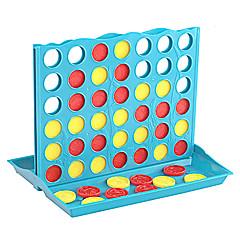 billige Brettspill-Brettspill Leketøy Kvadrat Plast Deler Unisex Gave