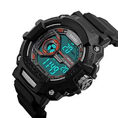 tanie Inteligentne zegarki-Inteligentny zegarek YY1233 na Długi czas czuwania / Wodoszczelny / Wodoodporny / Wielofunkcyjne Czasomierz / Stoper / Budzik / Chronograf / Kalendarz