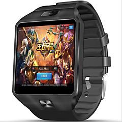 tanie Inteligentne zegarki-Inteligentny zegarek YYQW09 na Android 3G Bluetooth 4.0 Sport Wodoodporny Ekran dotykowy Spalonych kalorii Długi czas czuwania Stoper Powiadamianie o połączeniu telefonicznym Rejestrator aktywności