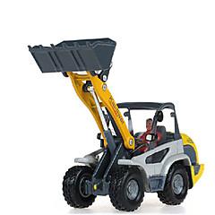Χαμηλού Κόστους Toy Trucks & Τεχνικά Οχήματα-KDW Όχημα κατασκευών / Φορτωτής υψηλής κινητικότητας Παιχνίδια φορτηγά και κατασκευαστικά οχήματα / Παιχνίδια αυτοκίνητα / Οχήματα οπίσθιας έλξης 1:32 Μεταλλικό Παιδικά Παιχνίδια Δώρο