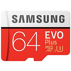 tanie Karty pamięci-SAMSUNG 64 GB Micro SD TF karta karta pamięci UHS-I U3