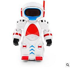 RC-robotti Lasten Electronics Learning & Education Domestic & Personal Robotit Bluetooth laulu Tanssia Kävely Jumping 360 Rotating Ei