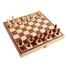 Χαμηλού Κόστους Παιχνίδια Σκάκι-Παιχνίδι σκάκι Πτυσσόμενο 1 pcs Αγορίστικα Κοριτσίστικα Παιχνίδια Δώρο