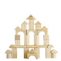 Bausteine Stapelspiele Bildungsspielsachen Spielzeuge Quadratisch Kreisförmig Zylinderförmig Dreieck Kinder 1 Stücke