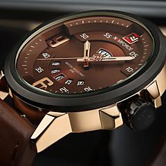 Men's Wrist watch Unique Creative Watch Casual Watch Sport Watch Military Watch Fashion Watch Japanese Quartz Calendar / date / day Water
