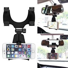 Ziqiao 360 graus de carro auto rearview espelho montagem suporte de telefone celular suportes suporte carrinho suporte para samsung para