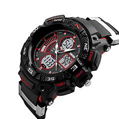 tanie Inteligentne zegarki-Inteligentny zegarek YY1211 na Długi czas czuwania / Wodoszczelny / Wodoodporny / Wielofunkcyjne Stoper / Budzik / Chronograf / Kalendarz