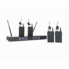 Kablosuz Karaoke Mikrofonu Kablosuz