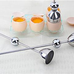 billige Eggeverktøy-1pc kjøkken Verktøy Rustfritt Stål Kreativ Kjøkken Gadget Spesialitetsverktøy For kjøkkenutstyr
