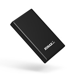 Kimax wireless wifi usb3.0 externo disco rígido recinto wifi reapter suport 2.5 polegadas sata hdd