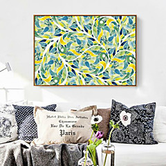 baratos Quadros com Moldura-Abstracto Arte Emoldurada 3D Arte de Parede,Poliestireno Material com frame For Decoração para casa Arte Emoldurada Sala de Estar Quarto
