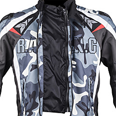 Cycling Jacket Men's Bike Jacket Thermal / Warm Windproof Protective Cotton Oxford Sports Cycling/Bike Cross-Country Motobike/Motorbike