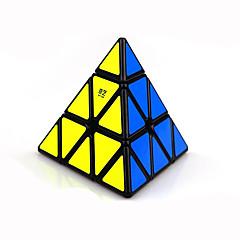 Rubiks kube Warrior Glatt Hastighetskube Pyraminx Magiske kuber Plastikker Trekant Gave