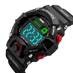 tanie Inteligentne zegarki-Inteligentny zegarek YYSKMEI1162 na Wodoszczelny / Wodoodporny / Wielofunkcyjne / Sport Stoper / Budzik / Chronograf / Kalendarz / Dwie strefy czasowe