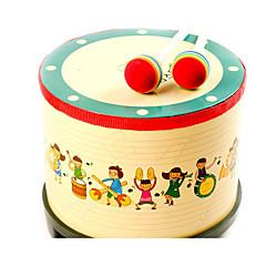 tanie Instrumenty dla dzieci-AOERFU Perkusja Oyuncak Müzik Aleti Cylindryczny Dla dzieci