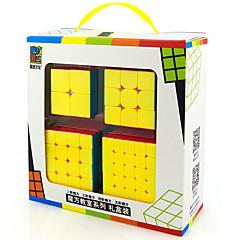 Rubiks kube Glatt Hastighetskube Glatt klistremerke justerbar våren Stress relievers Magiske kuber Pedagogisk leke Gave