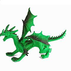 preiswerte -Drachen & Dinosaurier Dinosaurier-Figur Drachen Triceratops Jurassischer Dinosaurier Kunststoff Kinder Jungen Mädchen Spielzeuge Geschenk