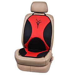billige Setetrekk til bilen-Seteputer til bilen Seteputer Rød Ikke-vevet Stoff Vanlig