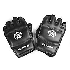 abordables Arts Martiaux & Boxe-Gants de Boxe Gants de Boxe d'Entraînement pour Boxe Arts Martiaux Mixtes (MMA) Muay-thaï Sanda Karaté Les mitaines Ajustable/Réglable