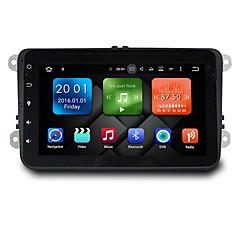 8 inch octa core android 6.0.1 mașină dvd player multimedia sistem wifi ex-3g dab pentru vw magotan 2007-2011 golf 5/6 caddy polo v 6r