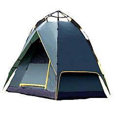 CAMEL 3-4 osoba Šator Dvaput šator za kampiranje Automatski šator Prozračno Vodootporno Otporno na kišu Prašinu Može se sklopiti