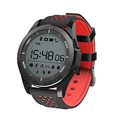 tanie Inteligentne zegarki-Inteligentny zegarek F3 na Android iOS Bluetooth Sport Wodoodporny Spalonych kalorii Krokomierze Informacje Krokomierz Rejestrator snu siedzący Przypomnienie Budzik / Obsługa aparatu / > 480