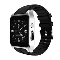 tanie Inteligentne zegarki-Inteligentny zegarek X86 na Android 3G Bluetooth 4.0 Wodoodporny Ekran dotykowy Odbieranie bez użycia rąk Wideo Kamera Krokomierz Rejestrator snu Budzik Kalendarz / 512MB / Krokomierze / 100-120
