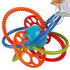 אבני בניין לקבלת מתנה אבני בניין פלסטיק 6-12 חודשים 1-3 שנים צעצועים