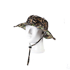 Fonoun Fishing Hat Quick Dry Breathability Foldable High Quality Duplex Camouflage Anti-ultraviolet FZ70