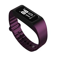 W4S Pulseira Inteligente iOS AndroidImpermeável Suspensão Longa Pedômetros Tora de Exercicio Saúde Monitor de Batimento Cardíaco Relogio